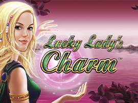 logo Lucky Lady's Charm