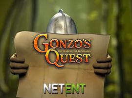 logo Gonzo's Quest